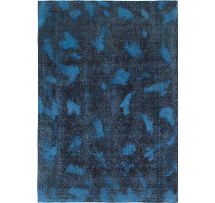 7' 7 x 11' Ultra Vintage Persian Rug