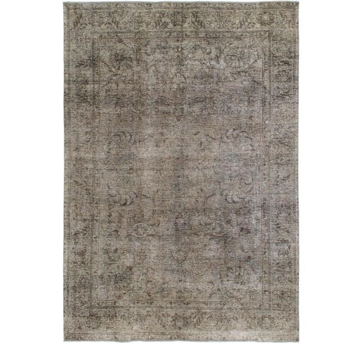 7' 5 x 11' Ultra Vintage Persian Rug