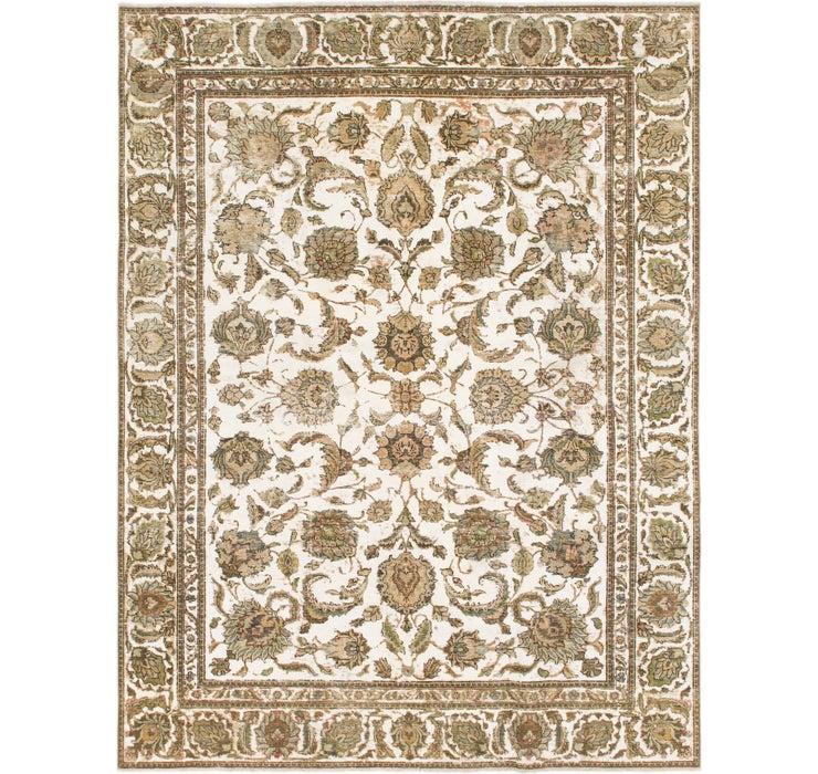 8' 2 x 10' 7 Ultra Vintage Persian Rug