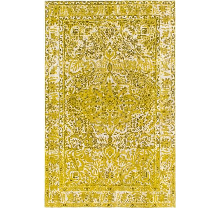 6' 3 x 9' 9 Ultra Vintage Persian Rug