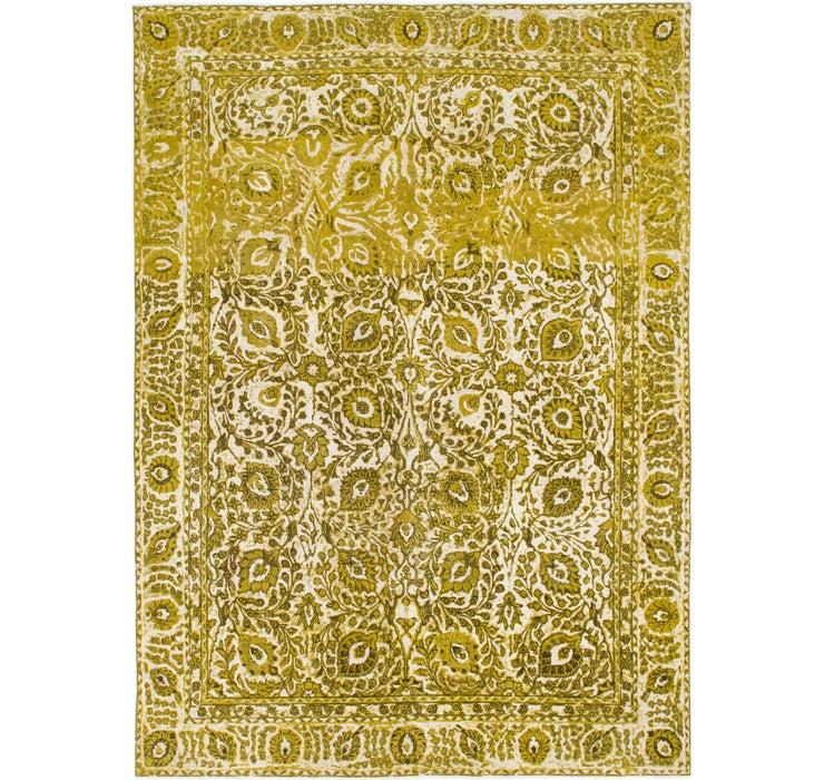 275cm x 380cm Ultra Vintage Persian Rug