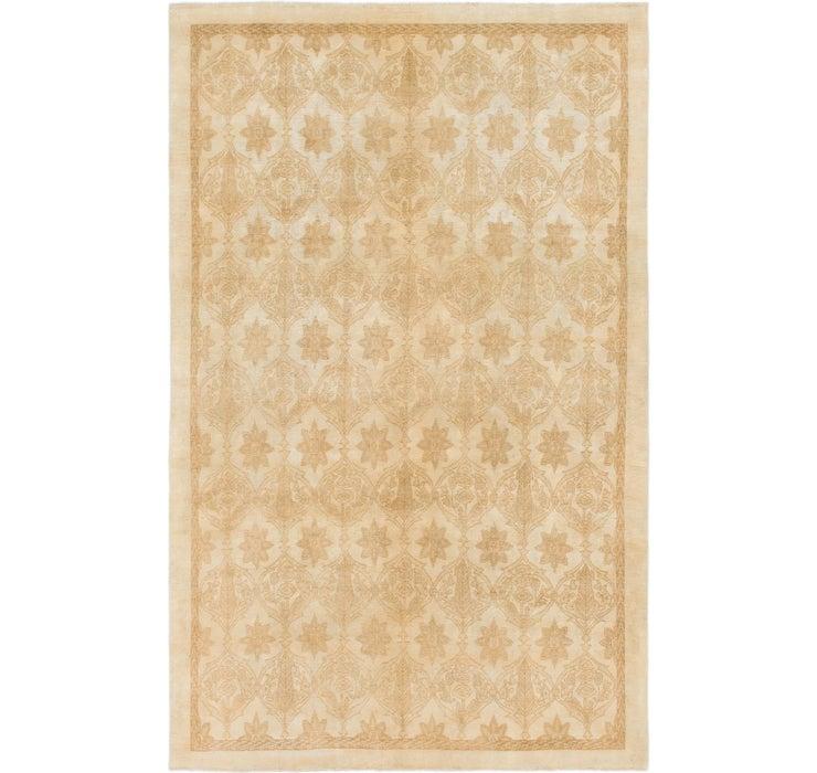 6' 8 x 10' 2 Ultra Vintage Persian Rug