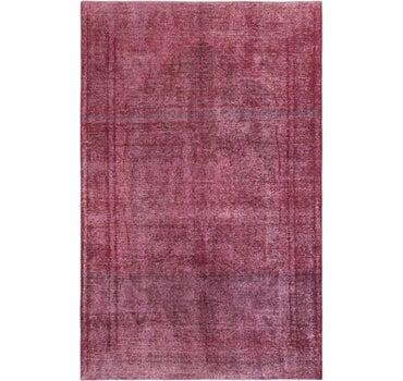 6' 5 x 10' Ultra Vintage Persian Rug main image