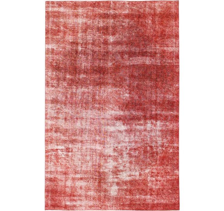 7' 4 x 11' 4 Ultra Vintage Persian Rug