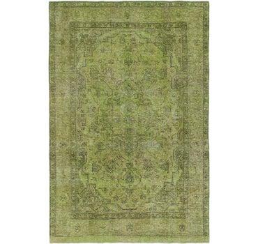 6' 3 x 9' 7 Ultra Vintage Persian Rug main image