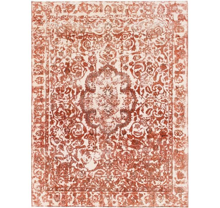 9' 3 x 12' 2 Ultra Vintage Persian Rug