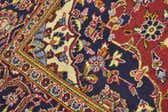 6' 5 x 10' 6 Kashan Persian Rug thumbnail