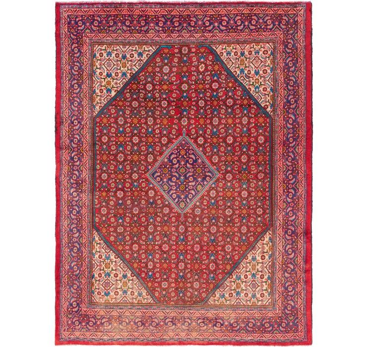 290cm x 365cm Mahal Persian Rug