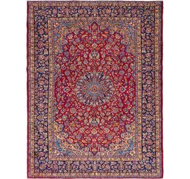 Image of 9' 7 x 12' 9 Isfahan Persian Rug