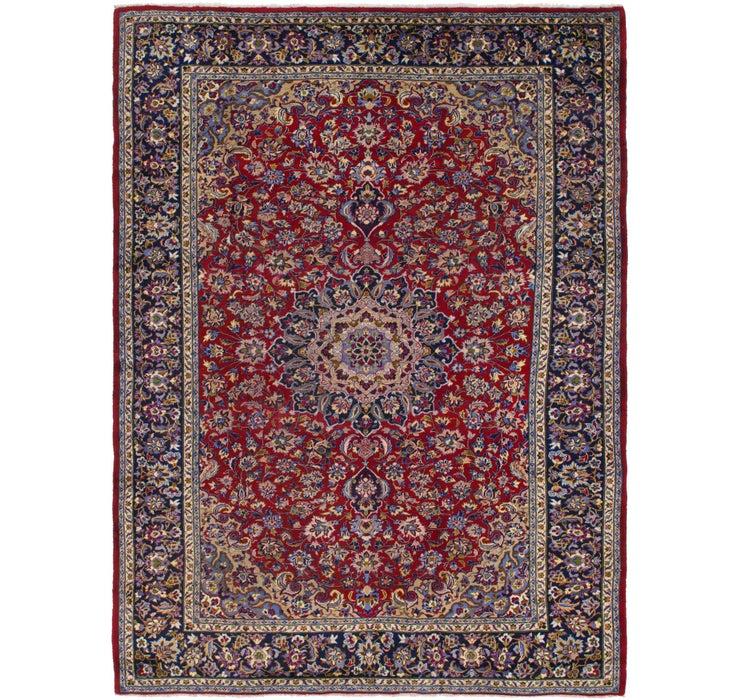 260cm x 350cm Isfahan Persian Rug