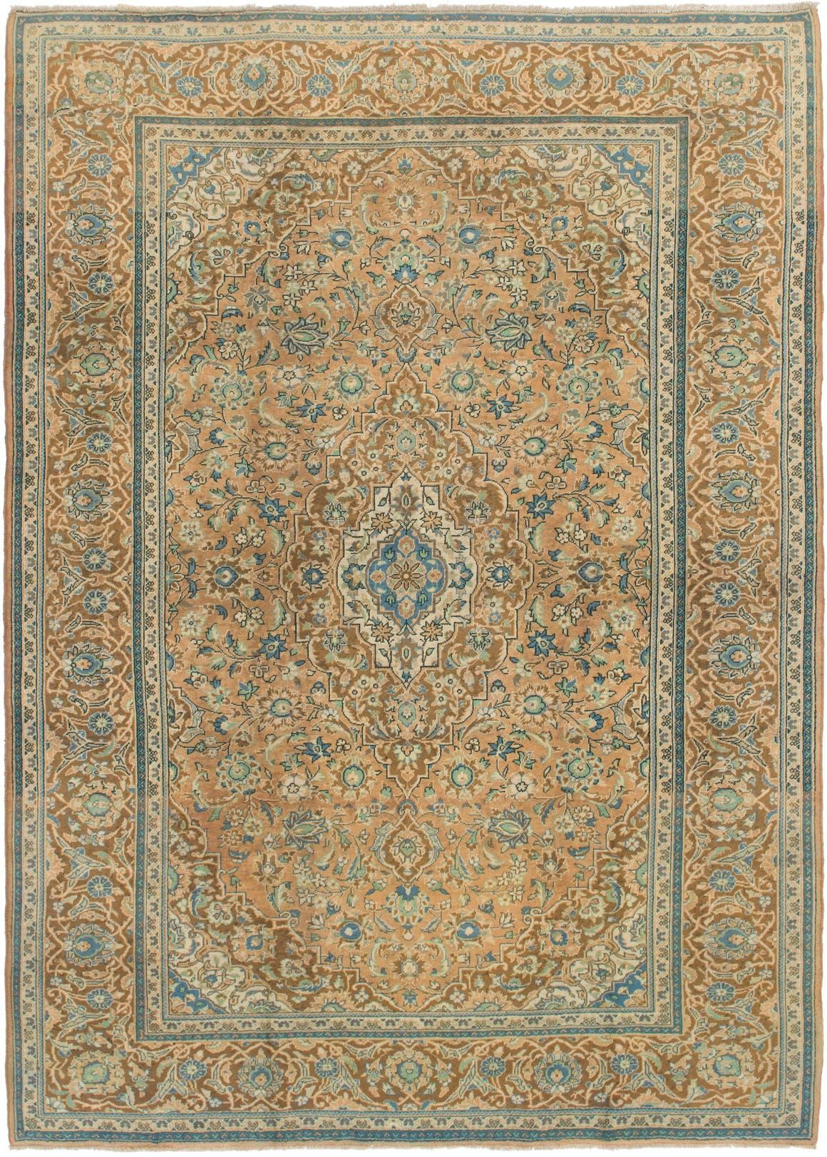 8' x 11' 4 Mahal Persian Rug main image