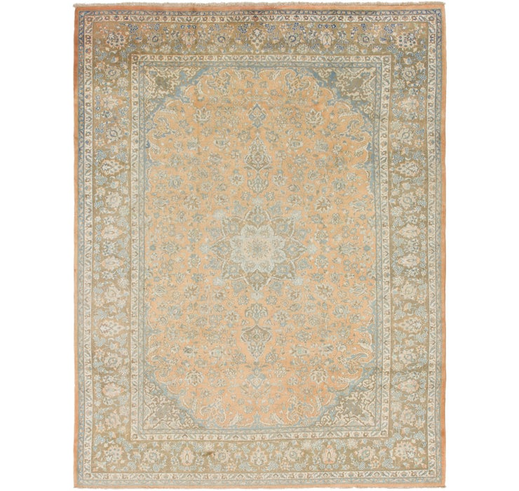 9' 10 x 12' 9 Mahal Persian Rug
