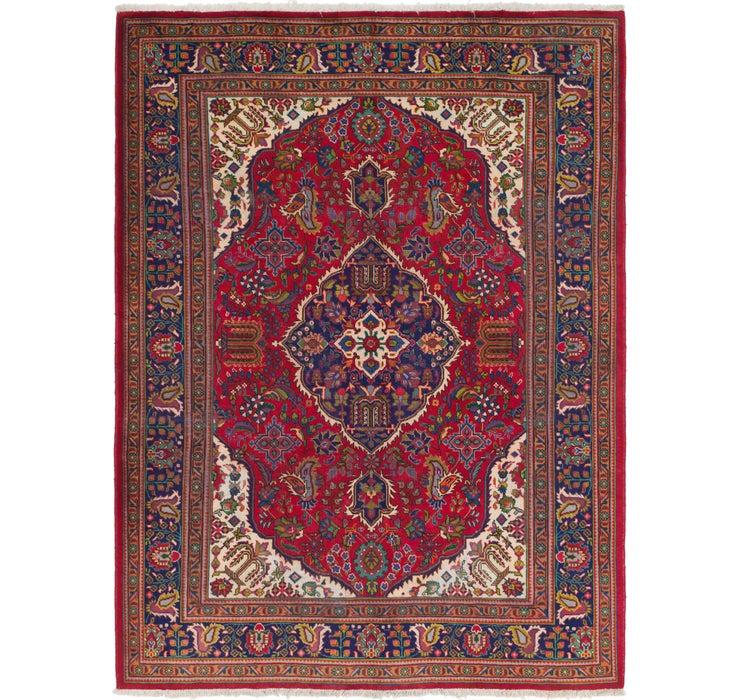 8' 3 x 11' 2 Tabriz Persian Rug