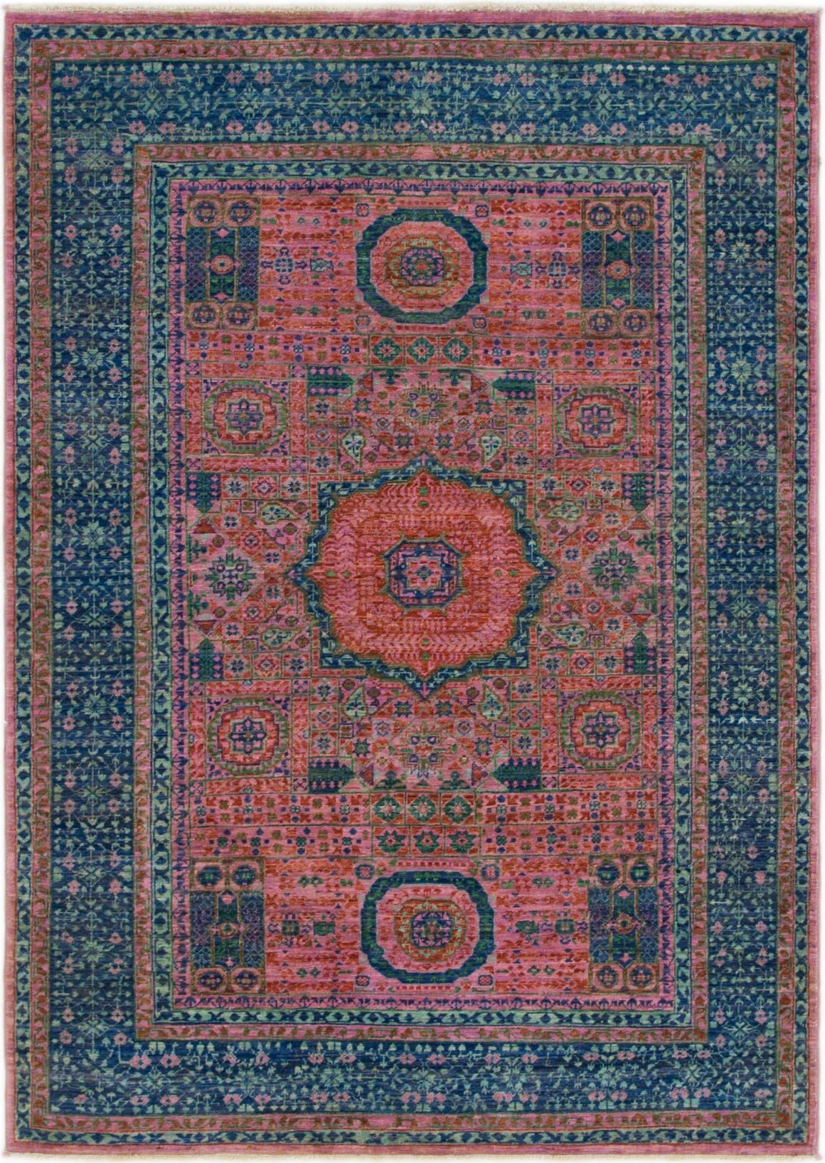 4' 3 x 6' Mamluk Ziegler Rug main image