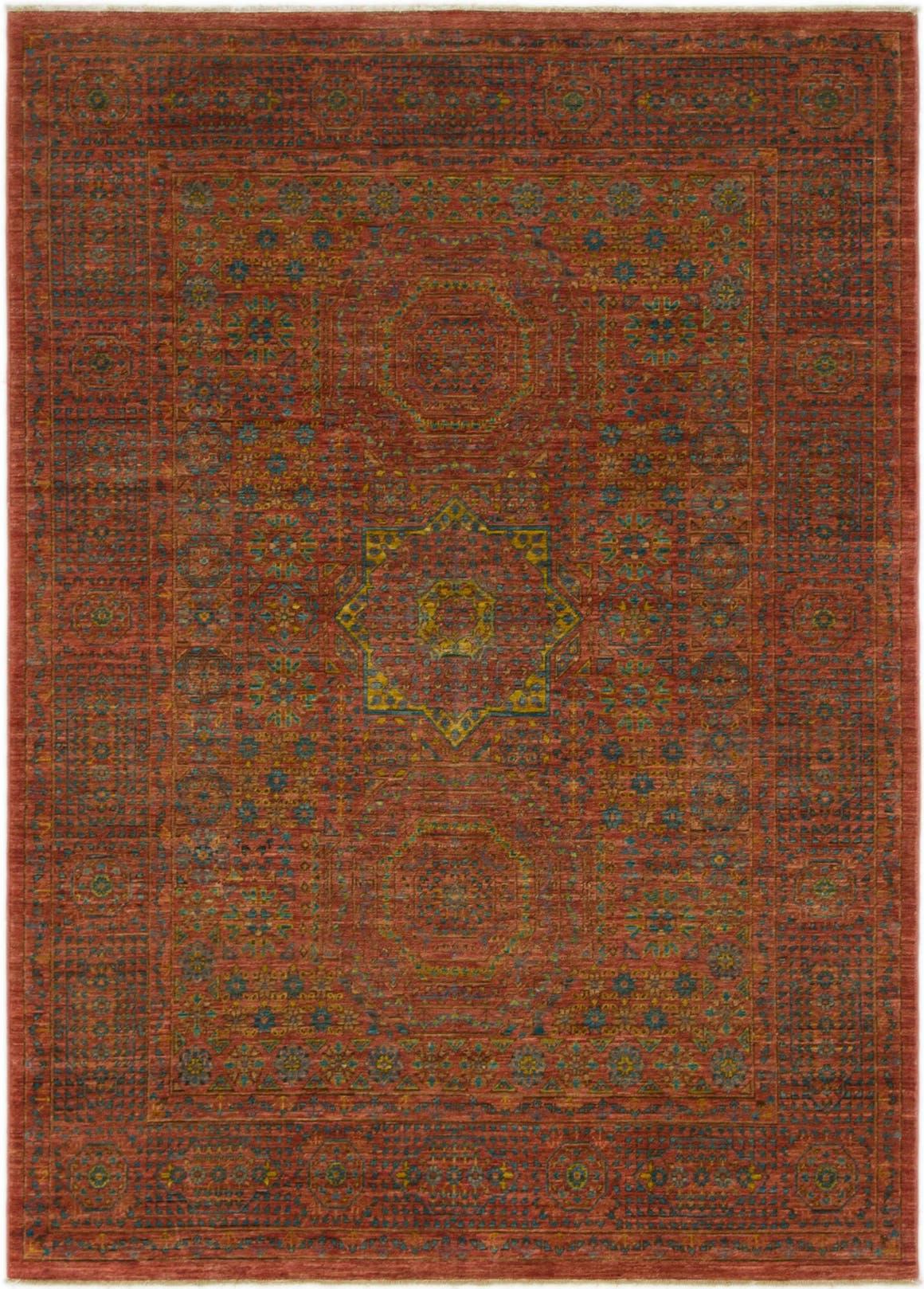 5' x 7' Mamluk Ziegler Oriental Rug main image
