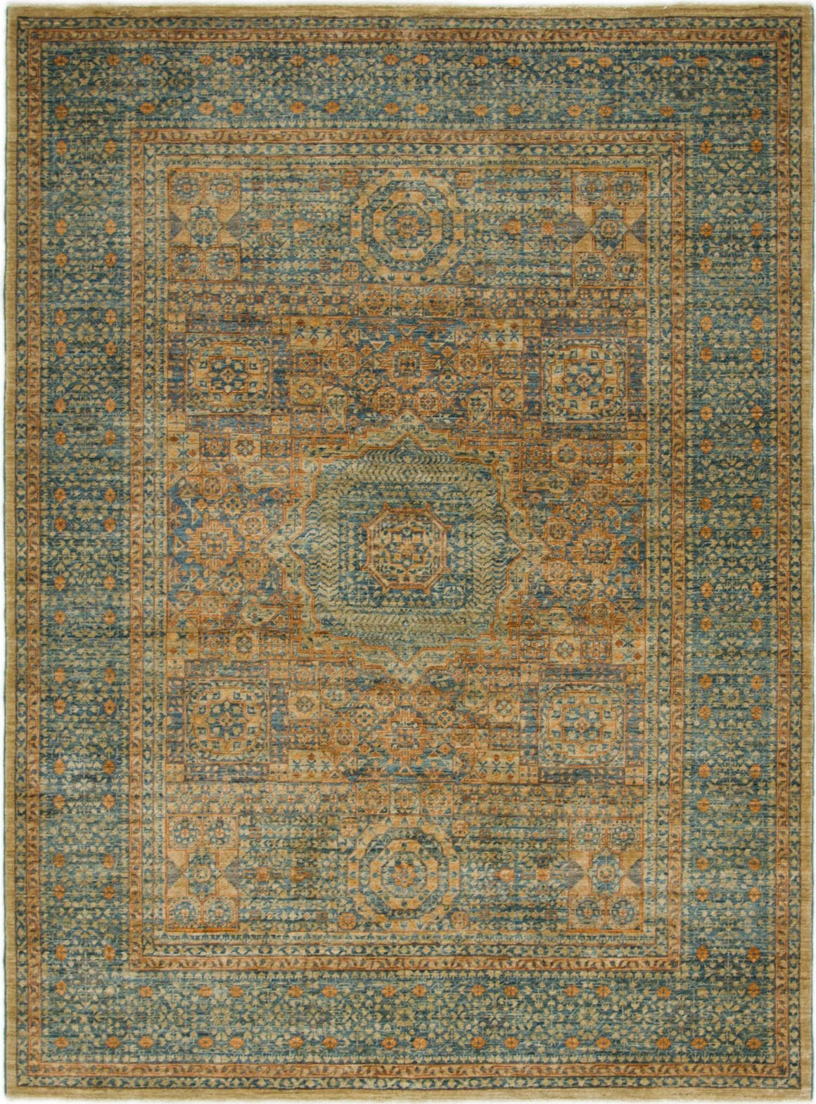 5' 9 x 7' 9 Mamluk Ziegler Oriental Rug main image