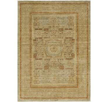 Image of 4' 10 x 6' 8 Mamluk Ziegler Oriental...