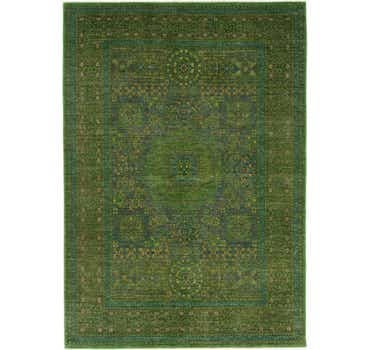 Image of 5' 8 x 8' 1 Mamluk Ziegler Oriental...