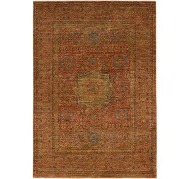 5' 7 x 8' Mamluk Ziegler Oriental Rug main image