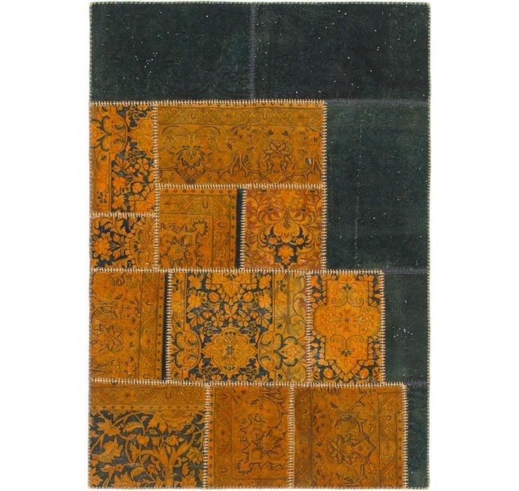 4' x 5' 6 Ultra Vintage Persian Rug