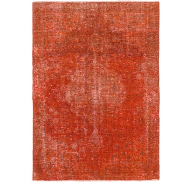 3' 2 x 4' 6 Ultra Vintage Persian Rug