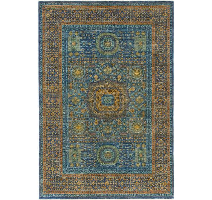 4' x 6' Mamluk Ziegler Oriental...