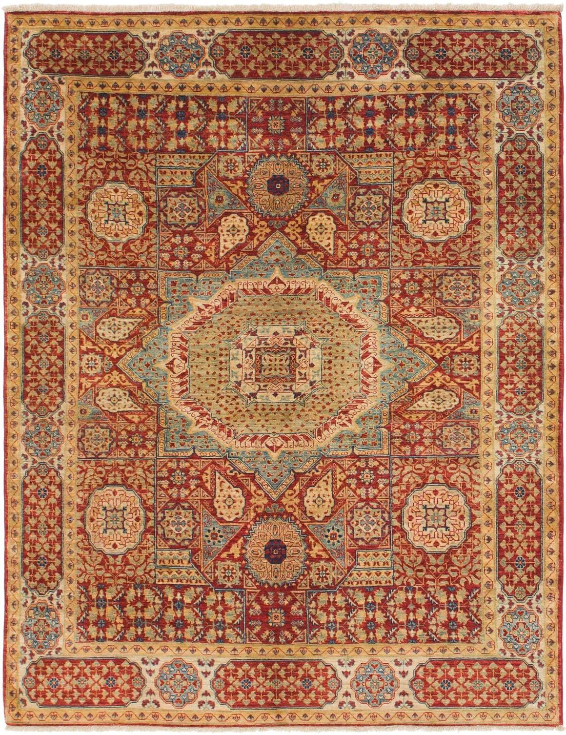 5' x 6' 5 Mamluk Ziegler Oriental Rug main image