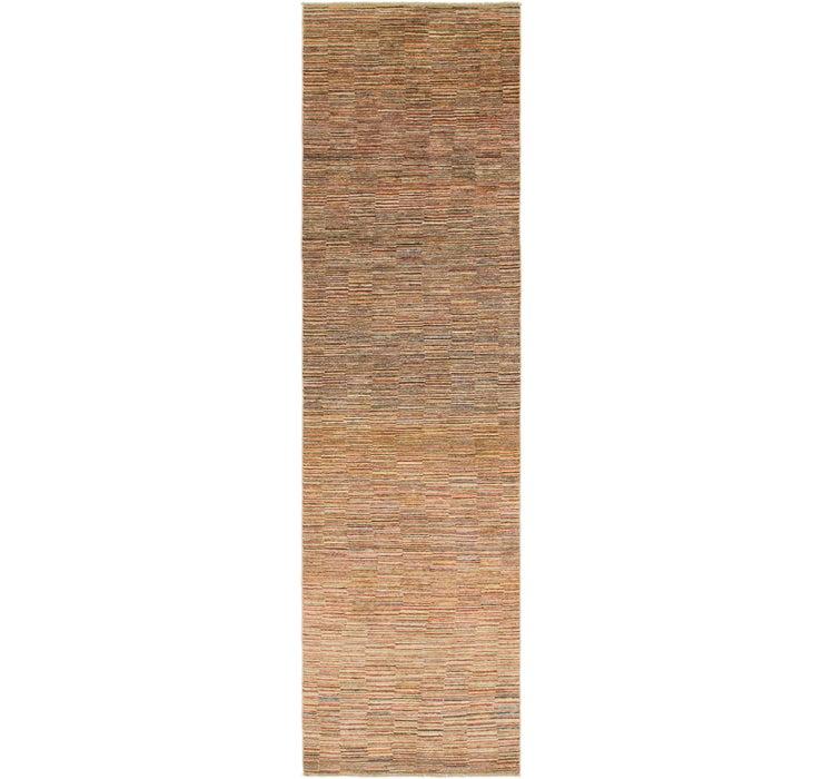 2' 7 x 9' 6 Modern Ziegler Runner Rug