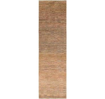 2' 7 x 9' 6 Modern Ziegler Runner Rug main image
