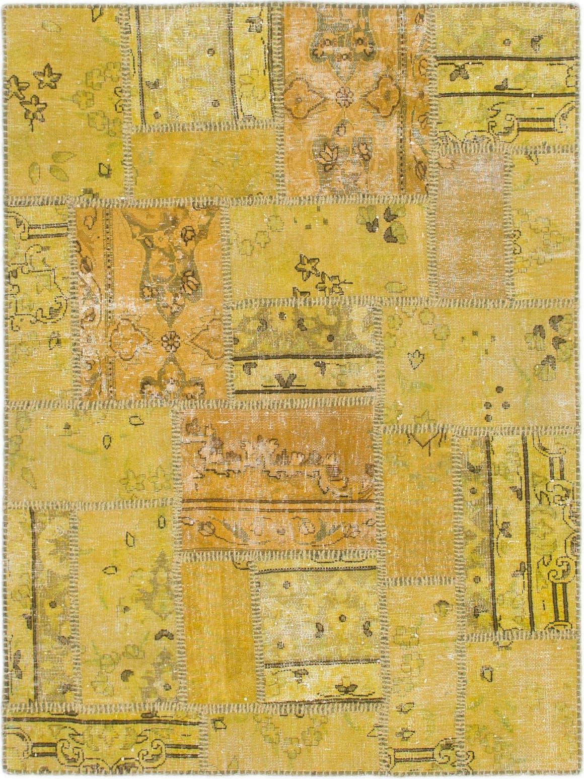 3' 9 x 5' Ultra Vintage Persian Rug main image