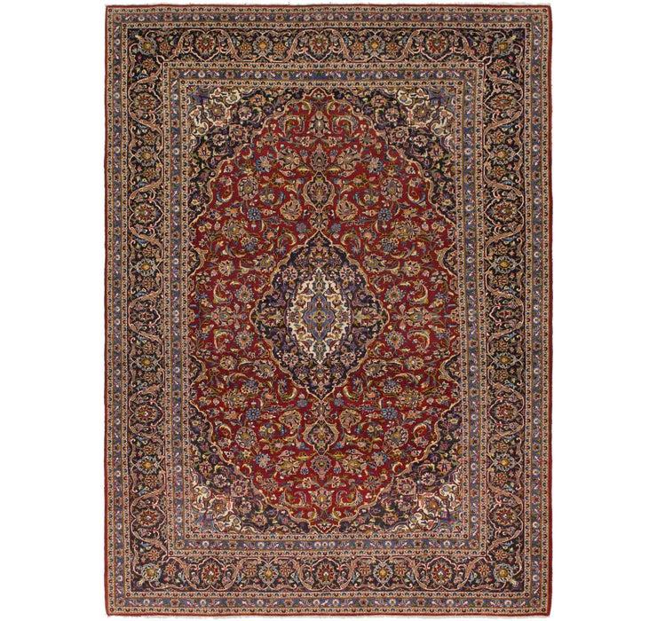 292cm x 410cm Kashan Persian Rug