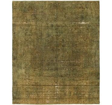 9' 10 x 12' Ultra Vintage Persian Rug main image