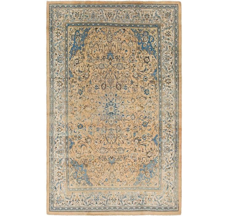 282cm x 462cm Mahal Persian Rug