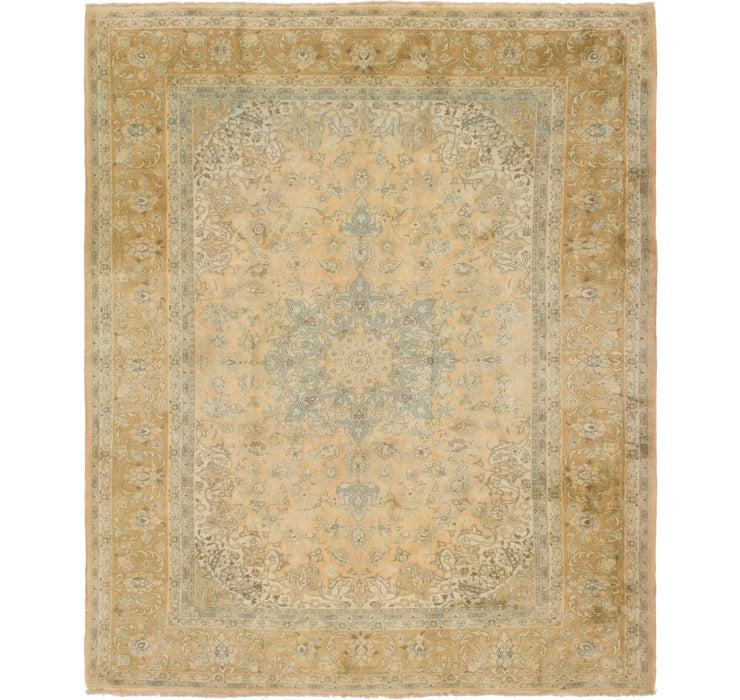318cm x 385cm Mahal Persian Rug