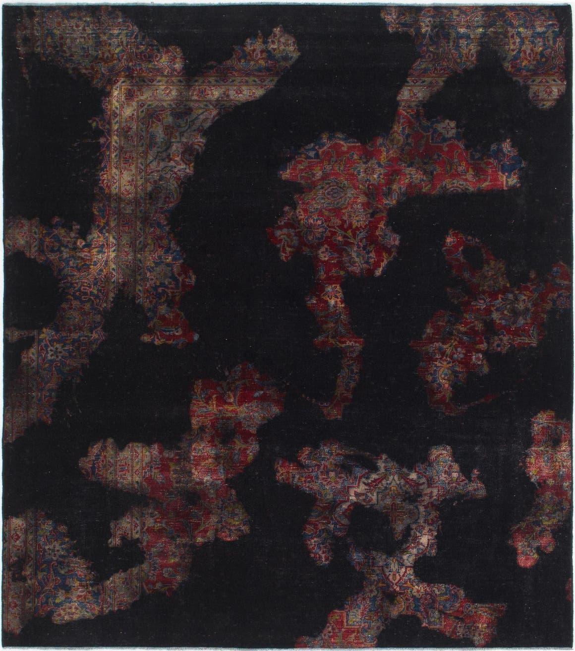 6' 2 x 7' Ultra Vintage Persian Rug main image