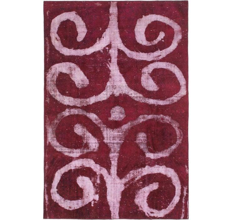 7' 5 x 11' 2 Ultra Vintage Persian Rug