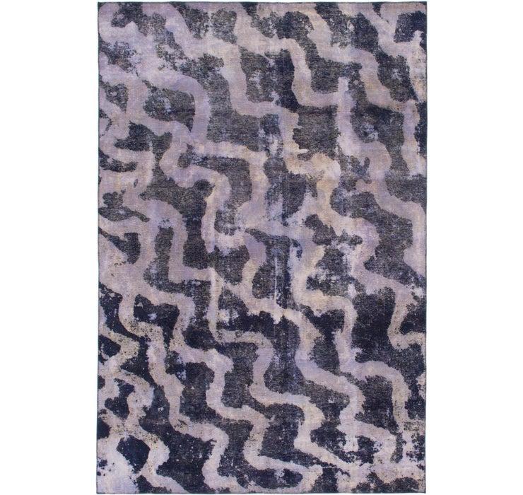245cm x 358cm Ultra Vintage Persian Rug