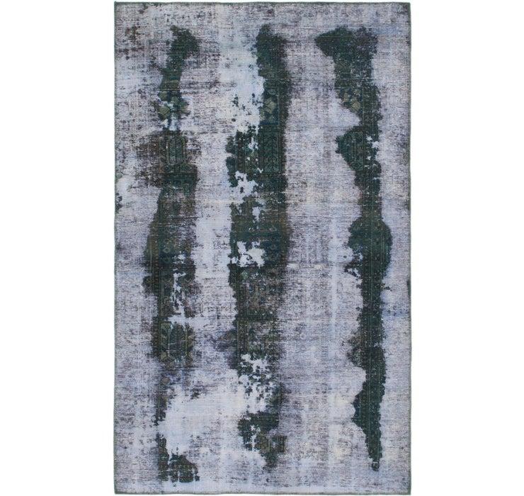4' 7 x 7' 7 Ultra Vintage Persian Rug