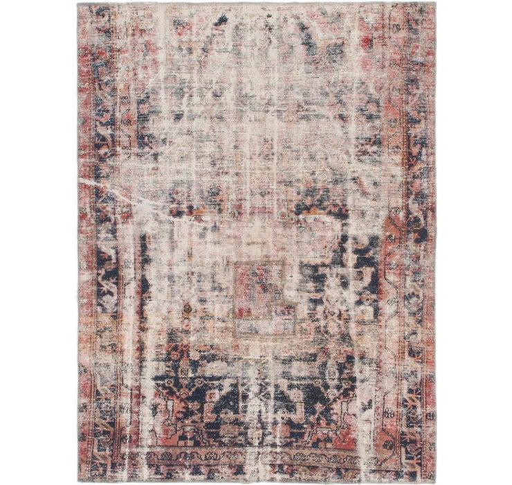 4' 6 x 6' Ultra Vintage Persian Rug