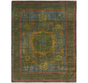 8' x 10' 2 Mamluk Ziegler Oriental Rug main image