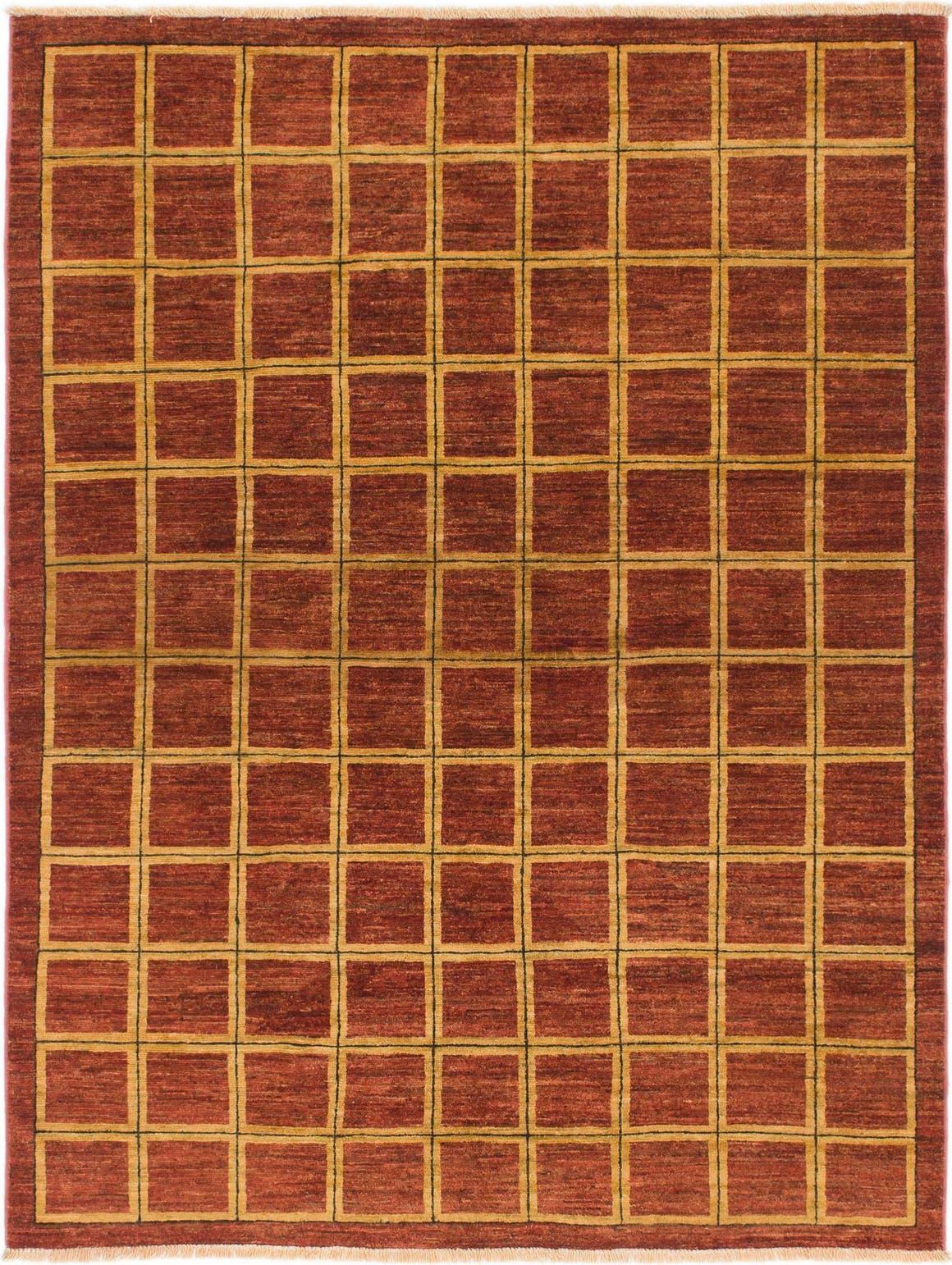 4' 10 x 6' 5 Modern Ziegler Rug main image