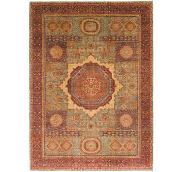 Image of 10' 2 x 13' 10 Mamluk Ziegler Oriental...