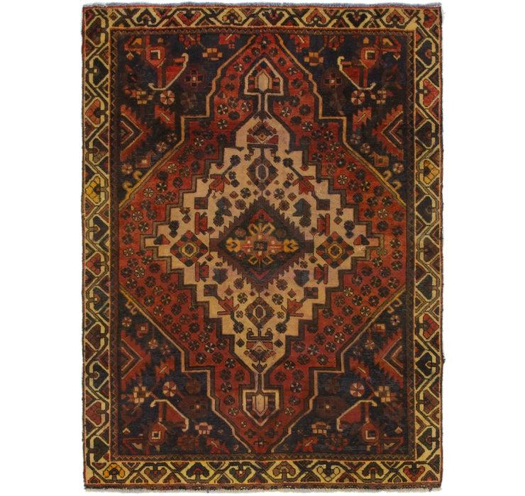 4' 10 x 6' 6 Bakhtiar Persian Rug