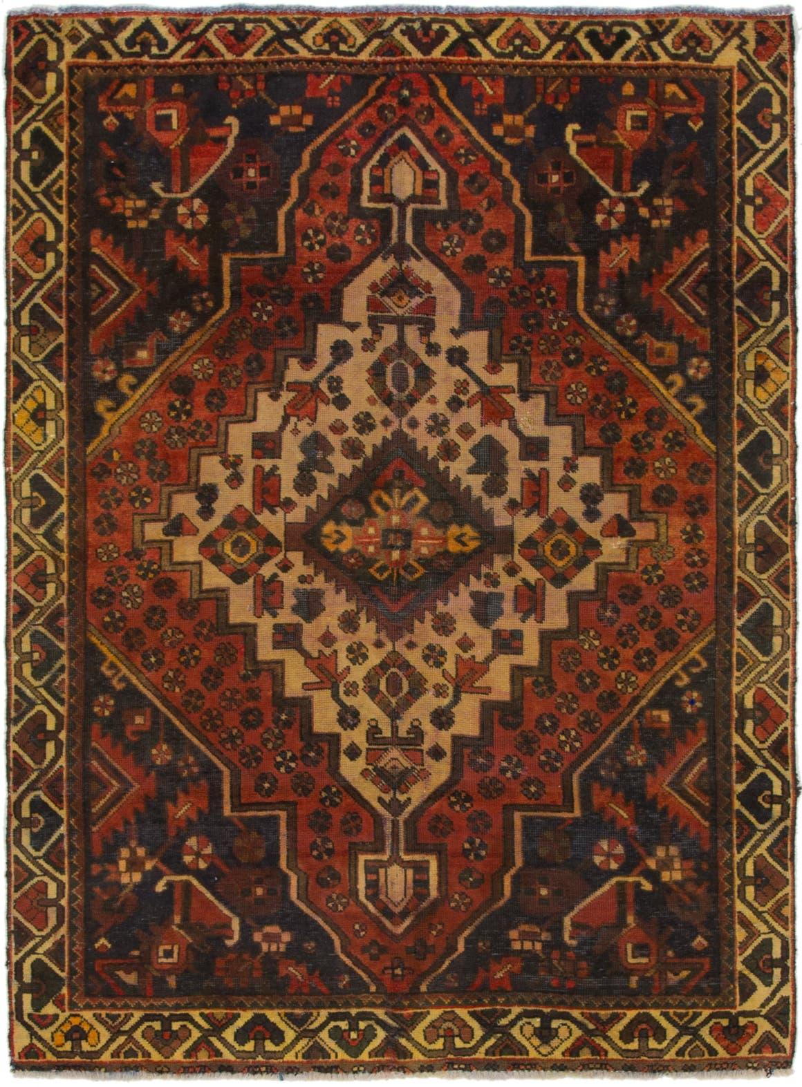 4' 10 x 6' 6 Bakhtiar Persian Rug main image
