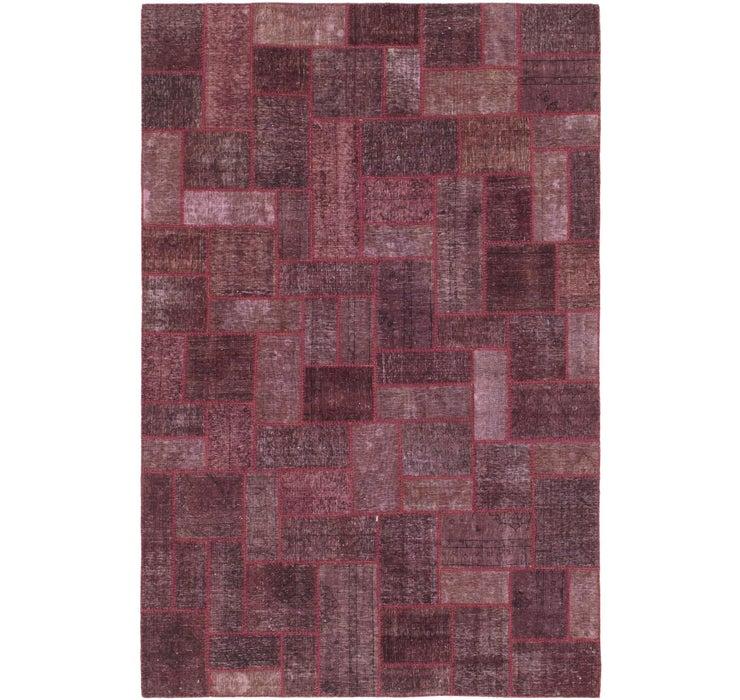 6' 5 x 10' Ultra Vintage Persian Rug