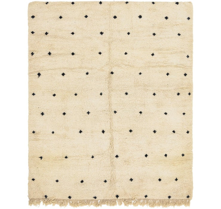 8' 9 x 11' Moroccan Rug