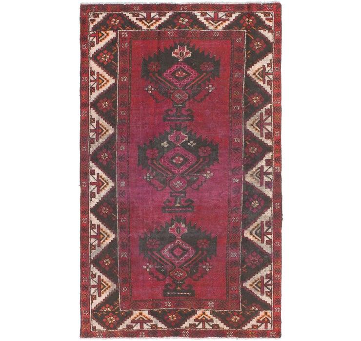 110cm x 193cm Ferdos Persian Rug