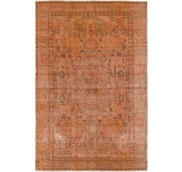 6' 3 x 9' 5 Ultra Vintage Persian Rug main image