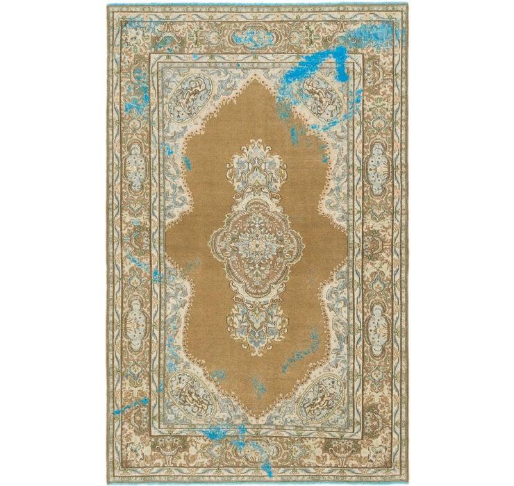 5' 2 x 8' 2 Ultra Vintage Persian Rug