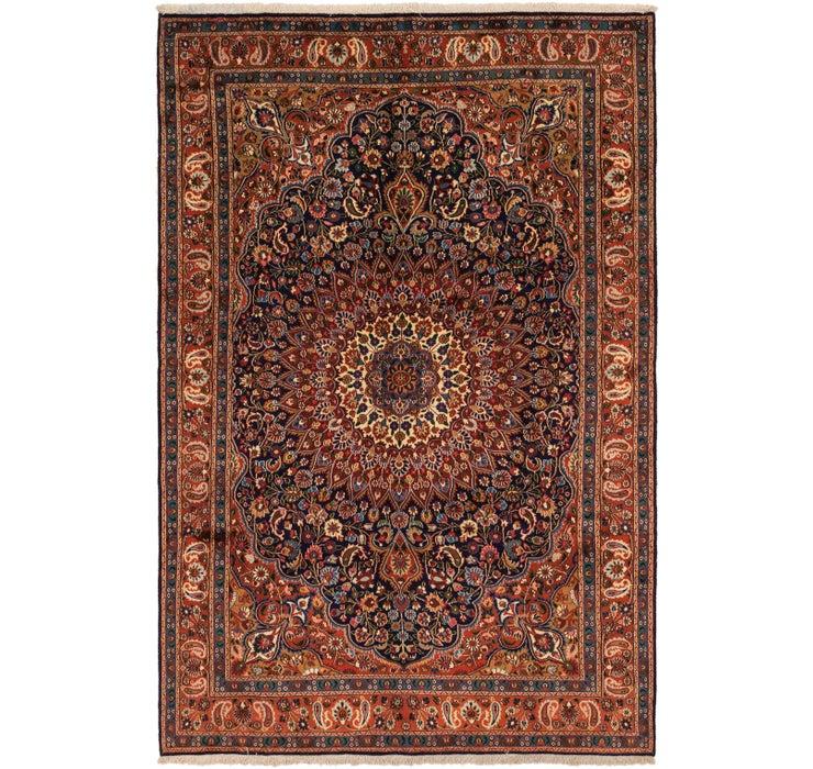 200cm x 305cm Birjand Persian Rug